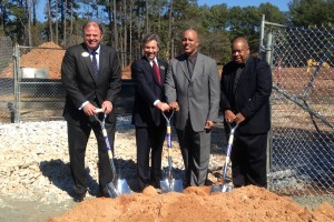 Ackerman Medical Breaks Ground on Hillandale Physician Place