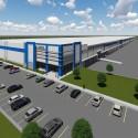 Birds Eye View - Braselton Logistics Center