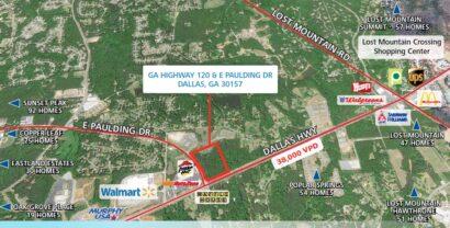 GA Highway 120 & E. Paulding Drive