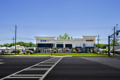 SOLD -Tucker Village Shopping Center