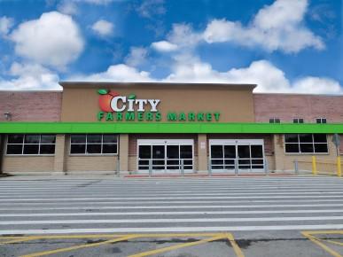 Bellemeade Shopping Center