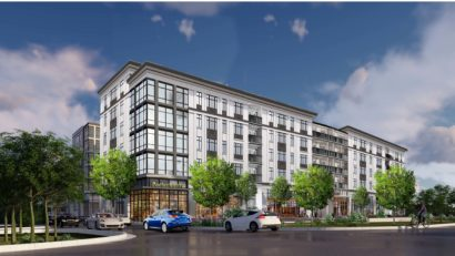 Porter On Peachtree Mixed-Use Center