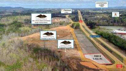 Highway 515 Outparcel – Pad 6