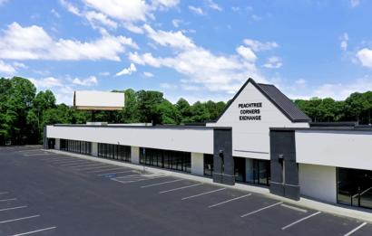 Peachtree Corners Exchange – Retail