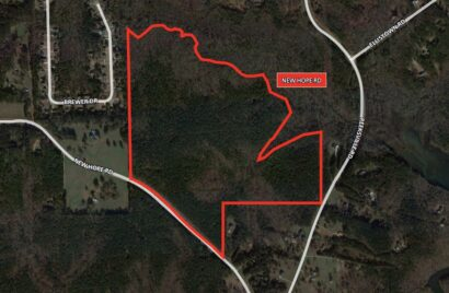 New Hope Road – 142 Acres